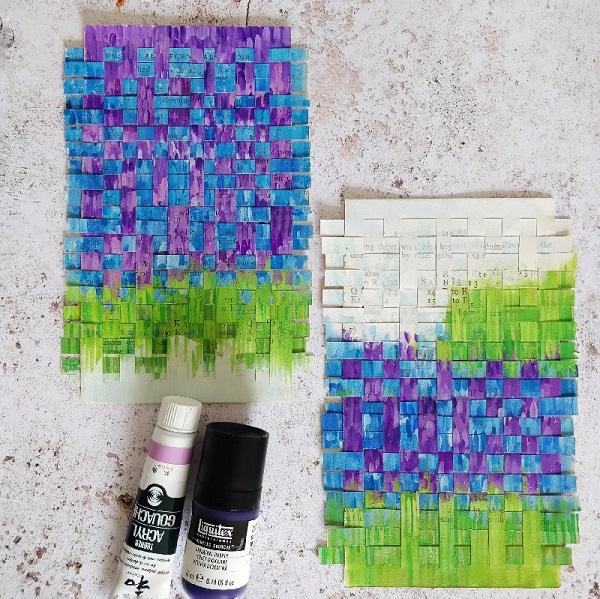 Pixelated meadows